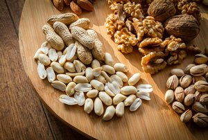 Auch Erdnussöl kann gepresst werden